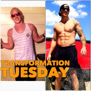 Transition Tuesday Coach B